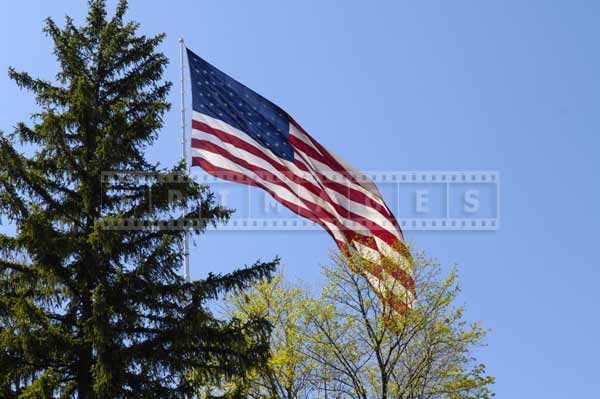 usa flag inclined plane johnstown