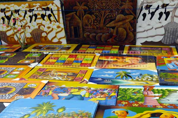 caribbean gift ideas spectacular paintings in Caribbean style