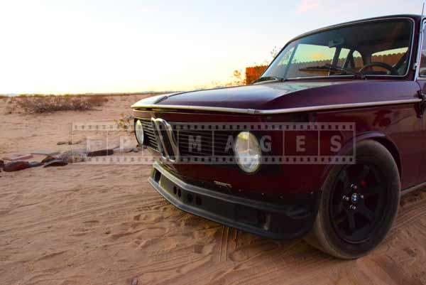 Classic car front grille, old car pictures