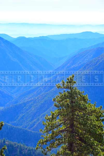 Angeles National forest scenic landscape photo