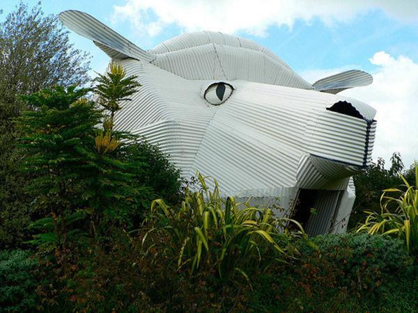 Unusual Architectural Photography Animal Inspired Buildings Around The World