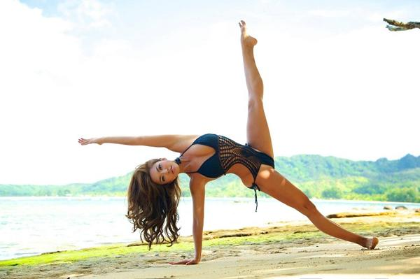 girls pictures, extreme exercises and yoga poses