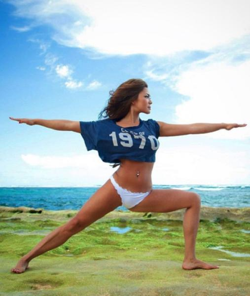 Fascinating Images Of Yoga Poses, Amazing People Photos