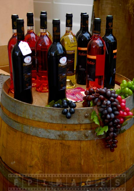 South of France wines complement local French food