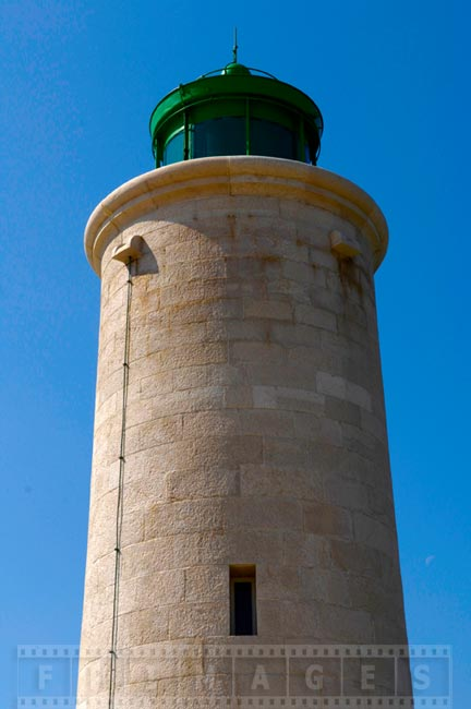 Cassis, France lighthouse