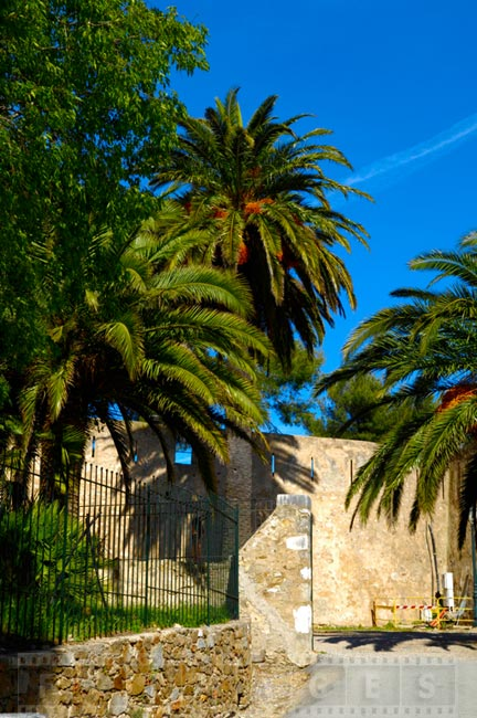Saint Tropez Citadel is off the beaten path landmark