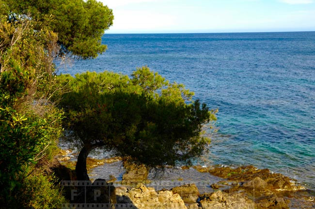 South of France seascape