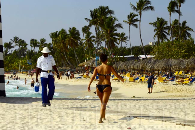 Beach resorts near La Romana