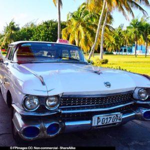 Cuba vintage cars - Cadillac Eldorado 1959