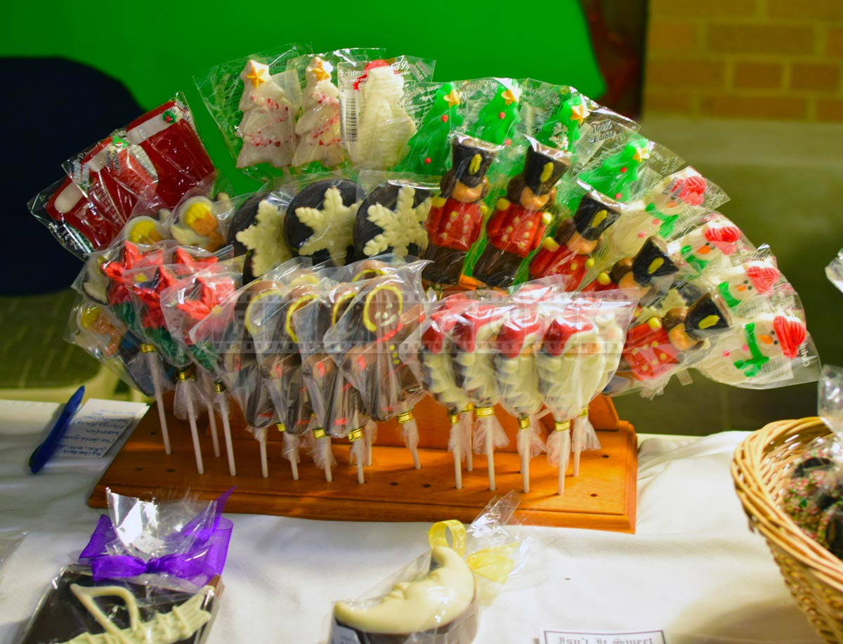 Xmas arts and crafts market - Christmas sweet treats