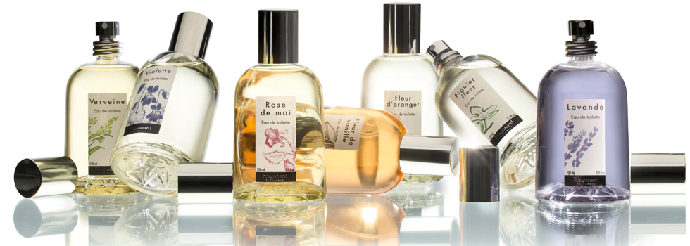 Fragonard French perfumes, delightful Valentines day gift idea