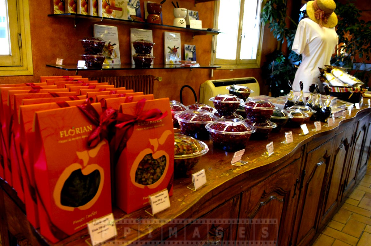 Florian store counter full of sweet gift ideas
