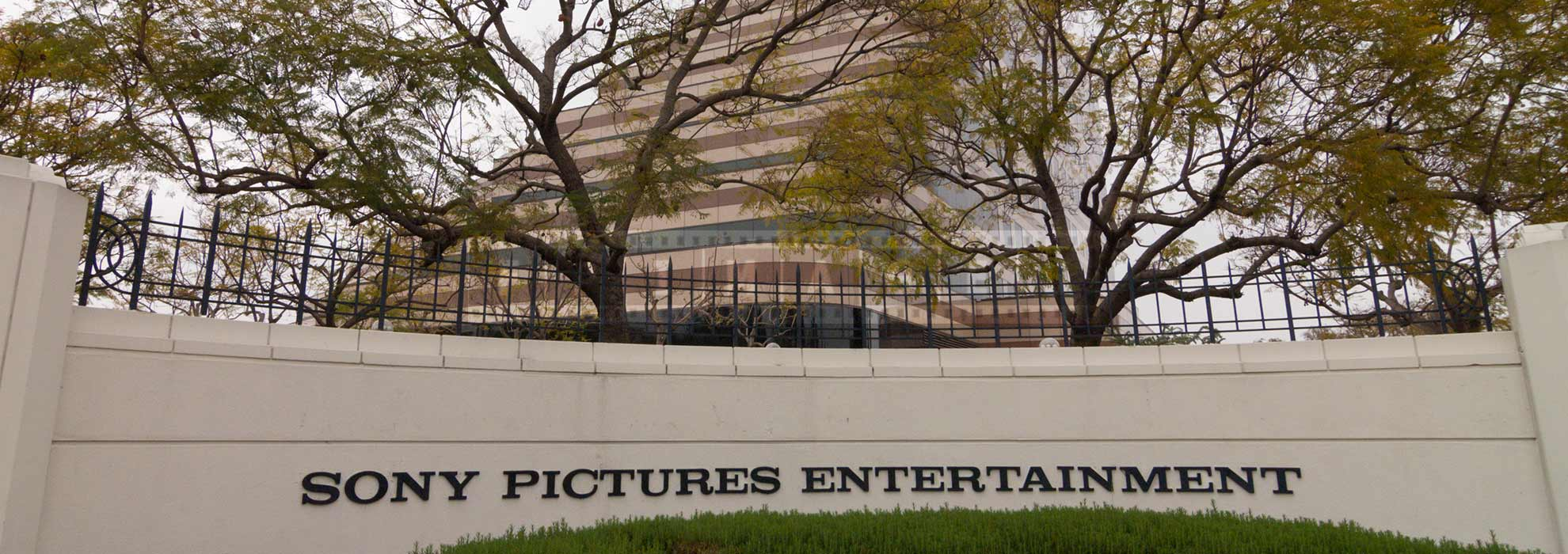 Sony Pictures Entertainment studios