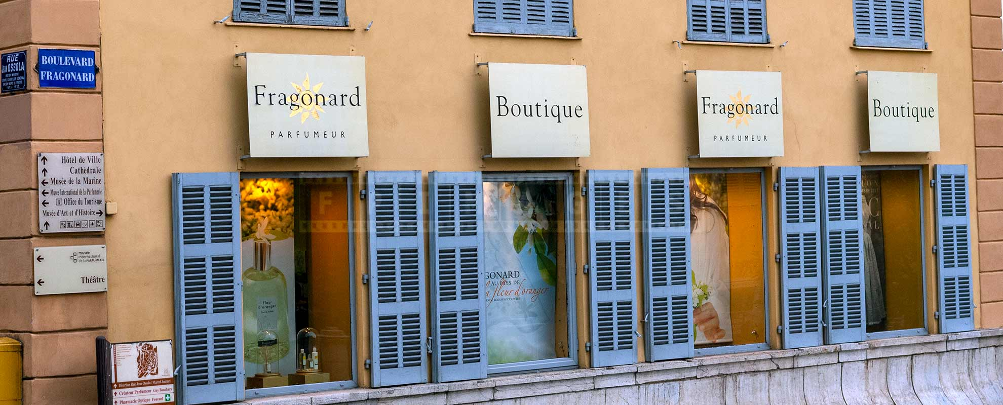 Fragonard - unique perfume museum and boutique in France